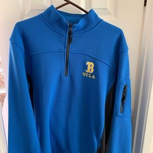 New UCLA authentic jacket. Beautiful, no defects!